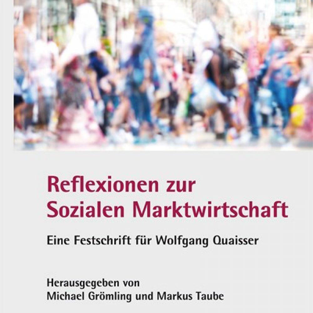 Sozial-ökologische Transformation. Soziale Marktwirtschaft und öko-soziale Marktwirtschaft
