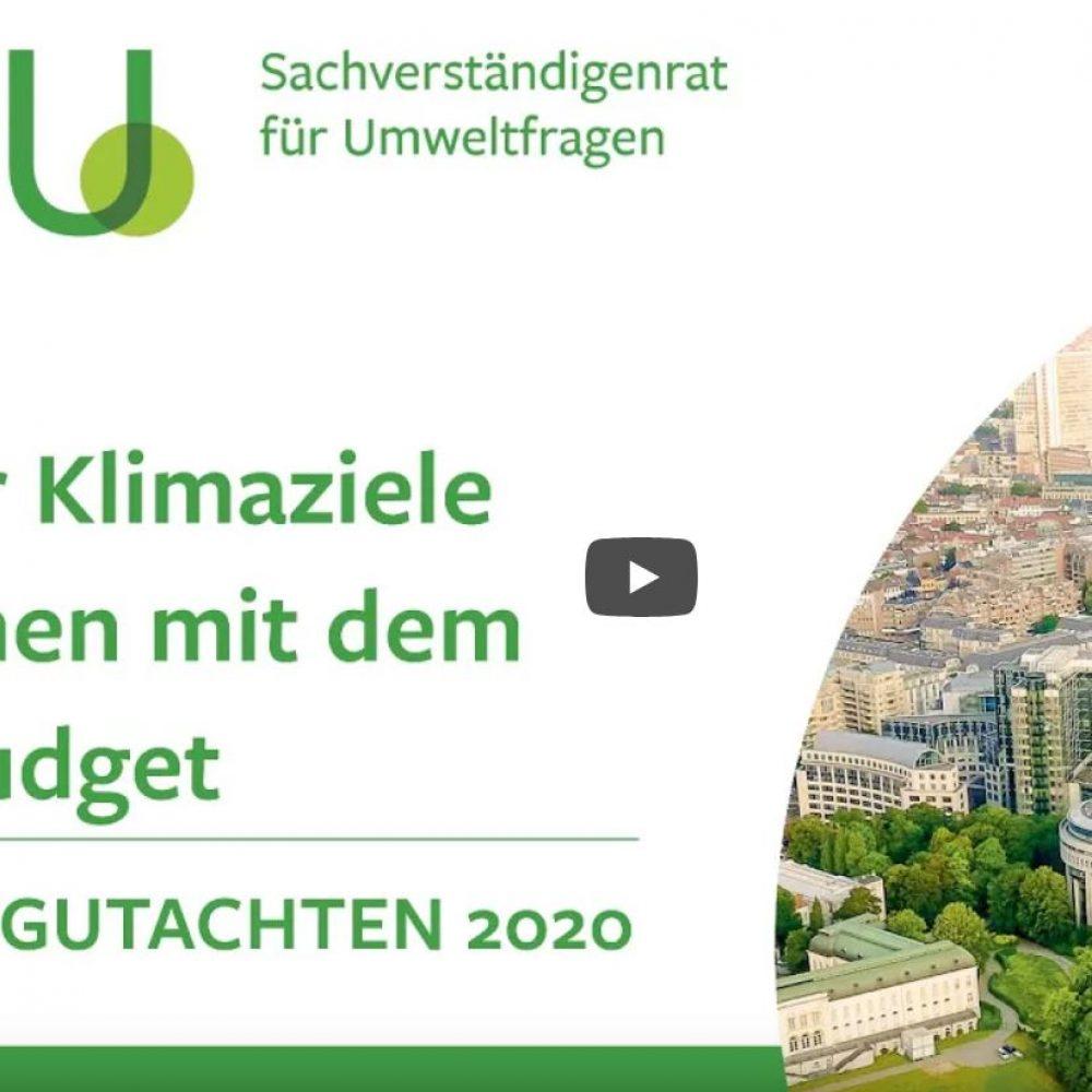 Welches CO2-Budget bleibt Deutschland auf dem Weg zur Klimaneutralität?
