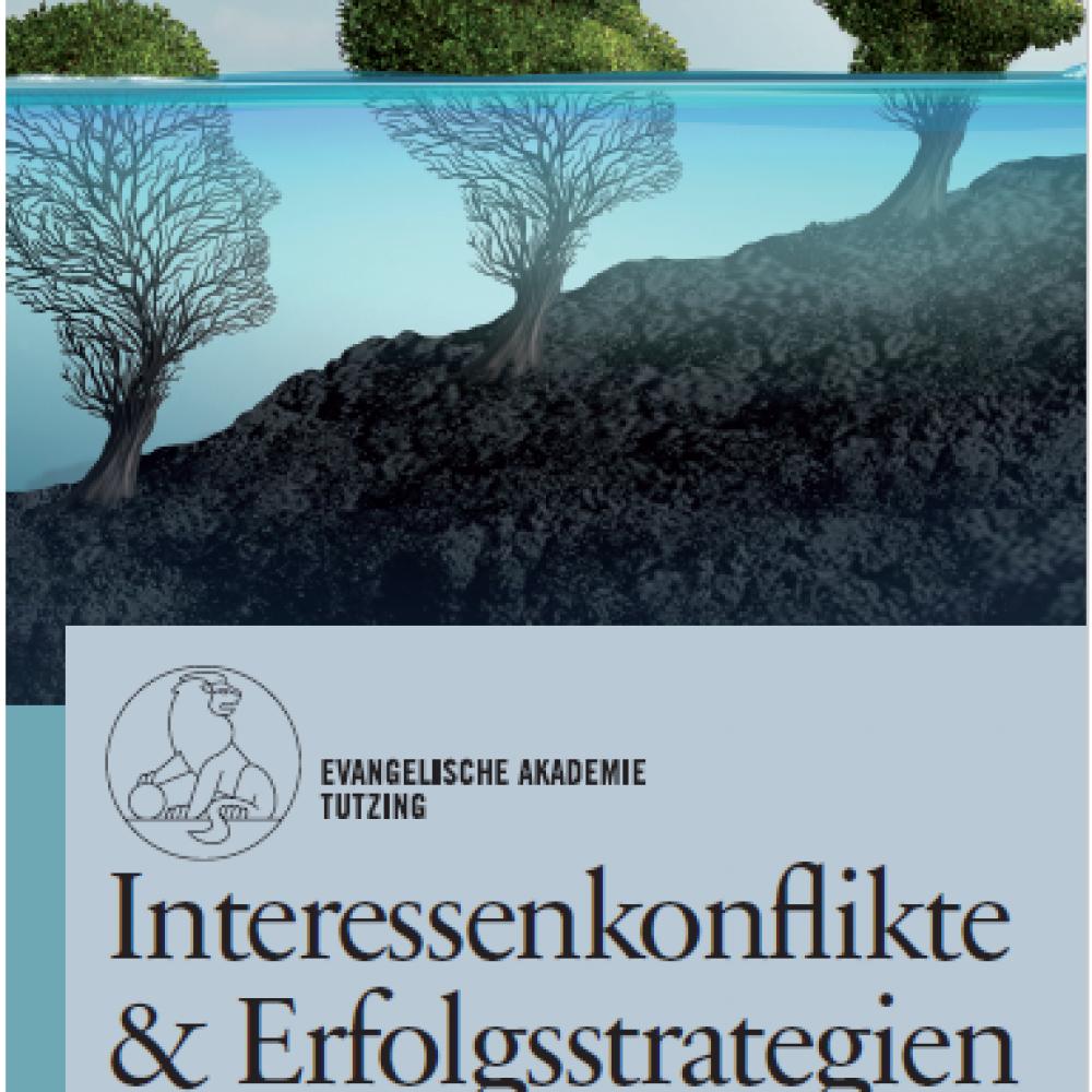 """Tutzinger Transformations Tagung 2018 – """"Interessenskonflikte & Erfolgsstrategien in der großen Transformation"""""""